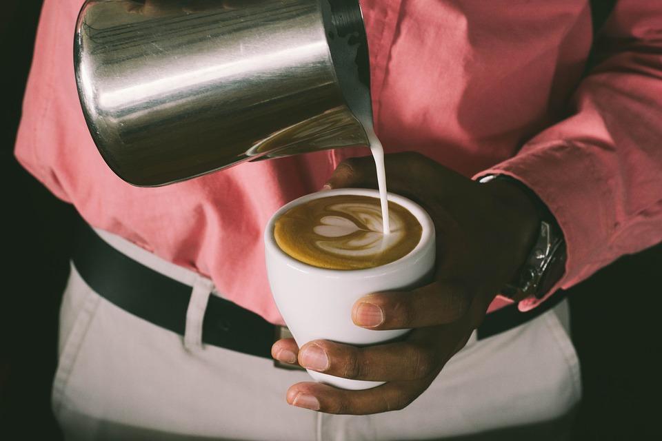 Latte Art Instagram Spring Trends eCoffeeFinder