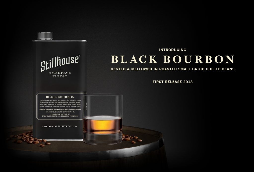 Stillhouse Black Bourbon With Coffee Beans eCoffee Finder
