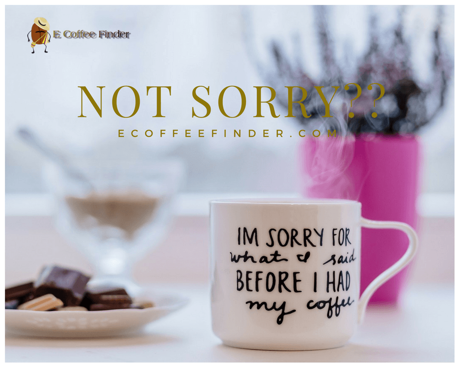 Coffee Regrets eCoffeeFinder