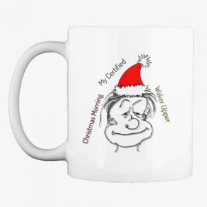 Christmas Morning Waker Upper Mug