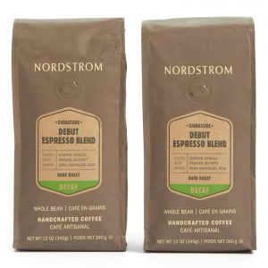 Coffee 'Debut Espresso Blend - Decaf' Whole Bean Coffee