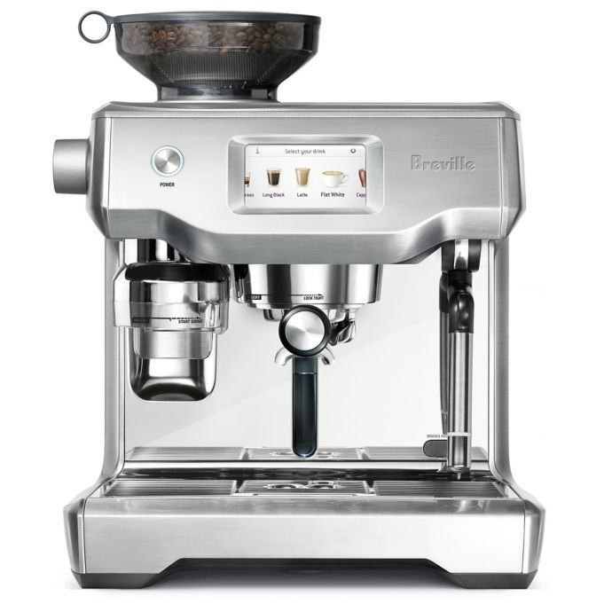 Oracle Touch Complete Espresso Maker by Breville eCoffeeFinder