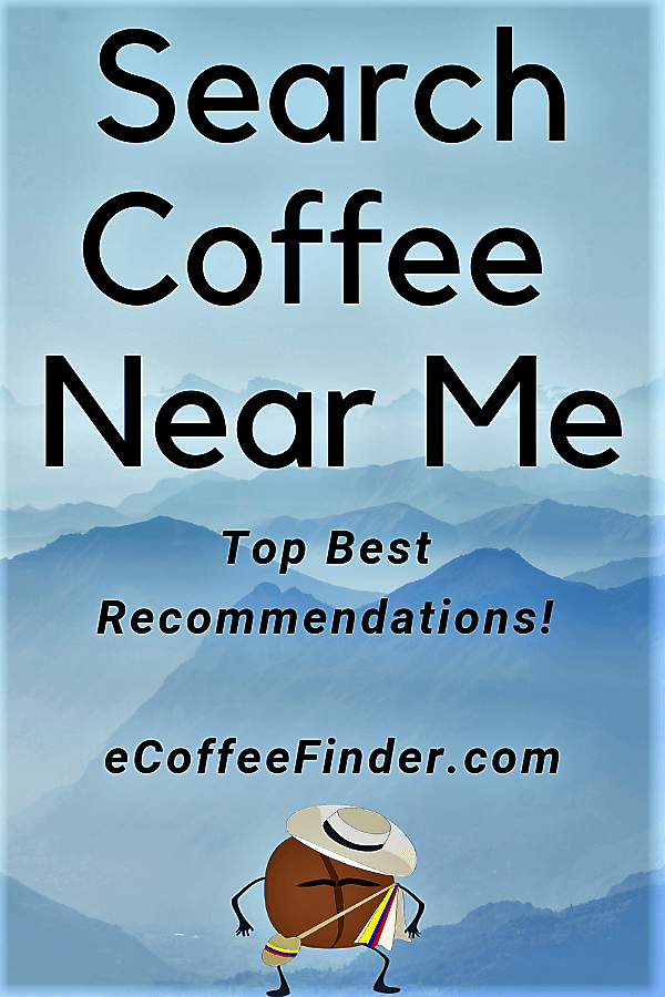 Search Coffee Near Me eCoffeeFinder.com