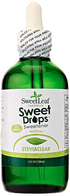 Sweet Drops SweetLeaf Liquid Stevia Sweetener eCoffeeFinder