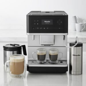 Fully Automatic Espresso Machine by Miele CM6350 eCoffee Finder