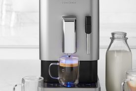 Fully Automatic Espresso Maker By Espressione Concierge eCoffeeFinder
