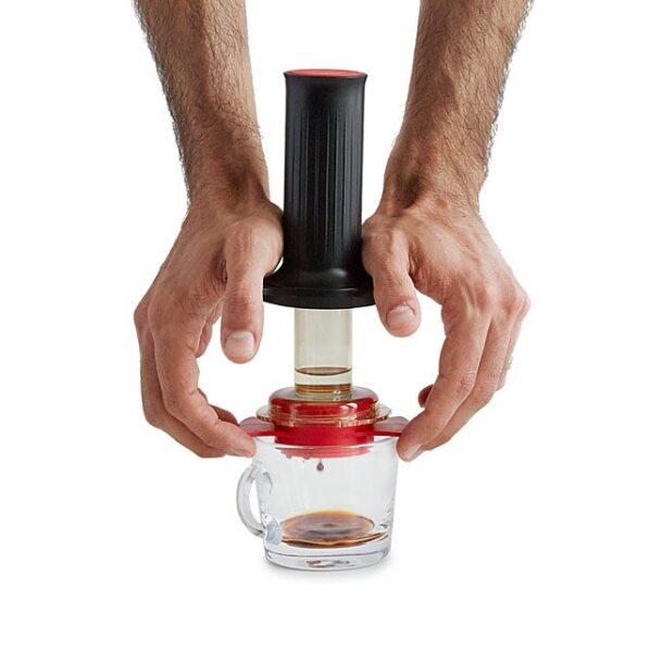 On-the-Go Espresso Maker eCoffee Finder