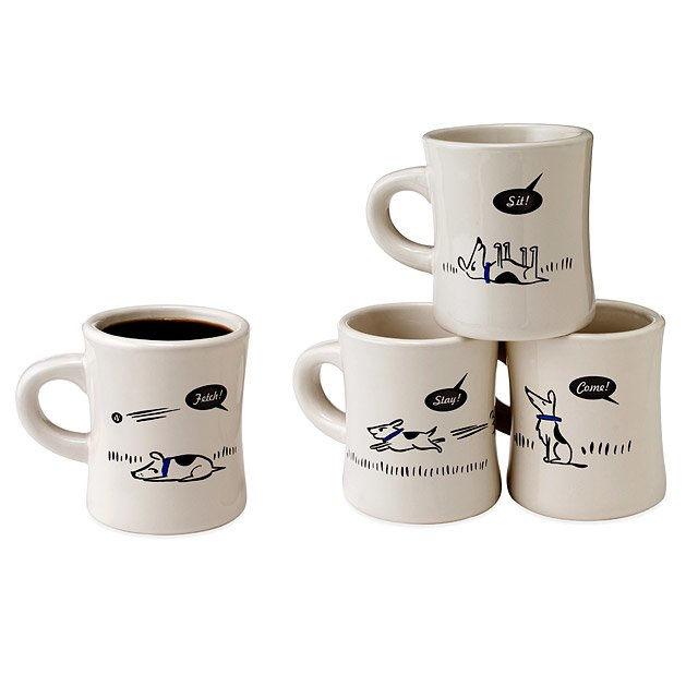 Bad-Dog-Diner-Mugs-Set-of-4-eCoffeeFinder