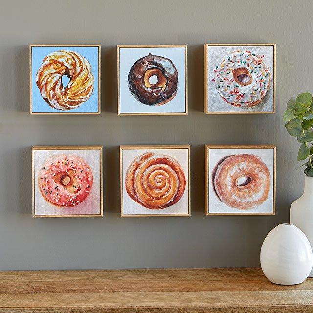 Doughnut-Art-Portrait-eCoffeeFinder