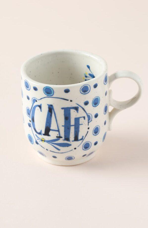 Armand Coffee Mug by ANTHROPOLOGIE @ eCoffeeFinder.com