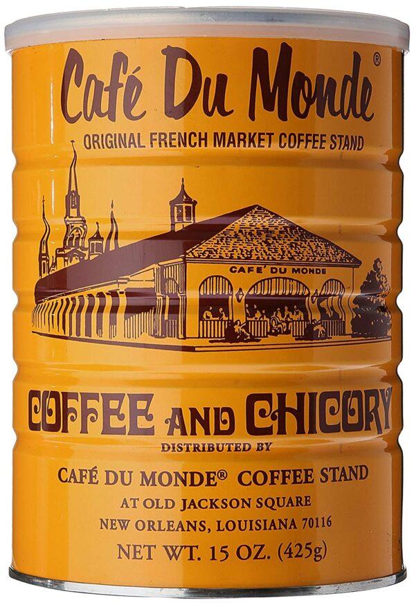 Coffee Chicory Ground by Cafe Du Monde ECoffeeFinder