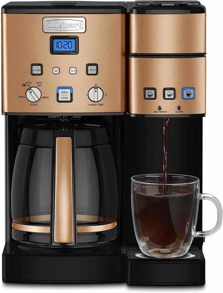 Cuisinart-SS-15CP-Airbnb-Best-Coffee-Marker-ECoffeeFinder