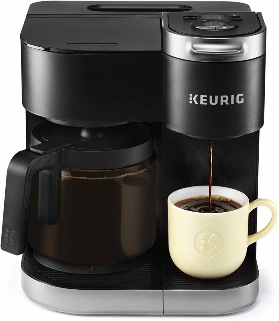Keurig-K-Duo-Coffee-Maker-Airbnb-Best-Coffee-Maker-ECoffeeFinde