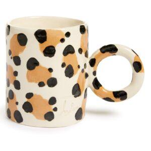 Sabor Handmade Ceramic Coffee Mug by LUX EROS @ eCoffeeFinder.com