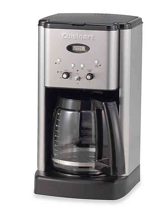 Cuisinart® Brew Central 12-Cup Drip Coffee Maker