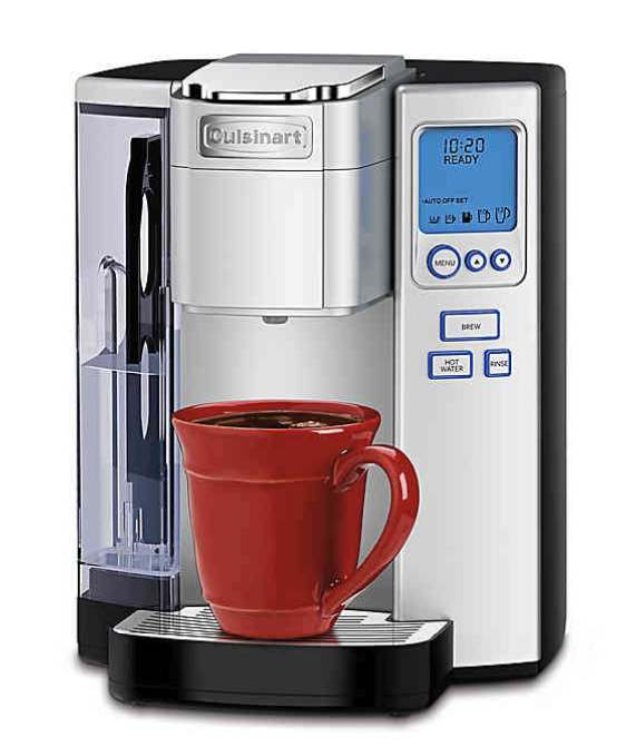 Premium Single Serve Brewer by Cuisinart