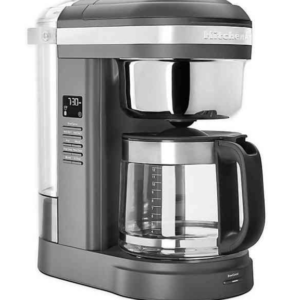 12 Cup Drip Coffee Maker w: Spiral Showerhead by KitchenAid®