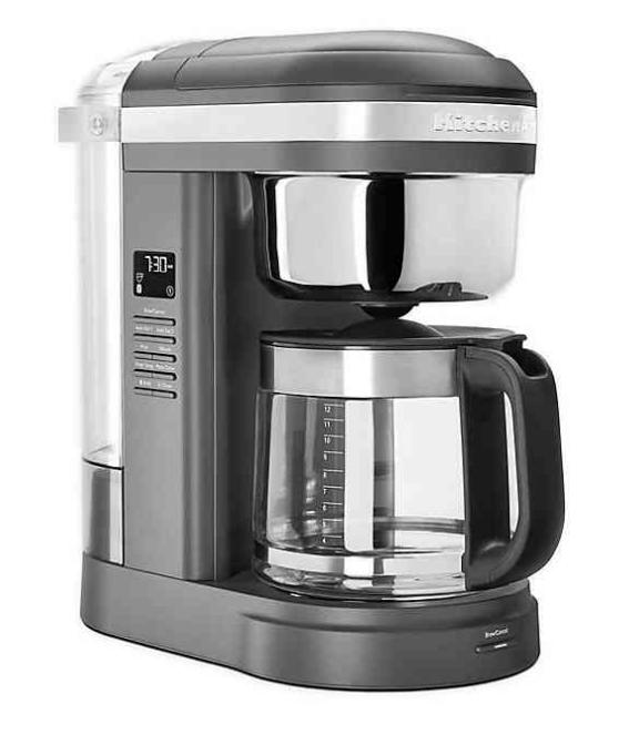 12 Cup Drip Coffee Maker w: Spiral Showerhead by KitchenAid®