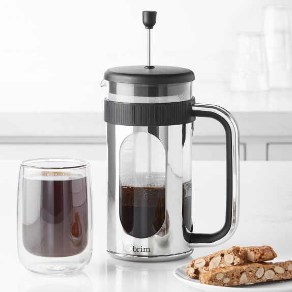 Brim 8-Cup French Press Coffee Maker2