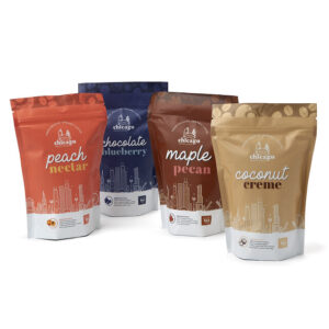 Flavored Coffee Duo Peach Blueberry Pecan Coconut ECoffeeFinder