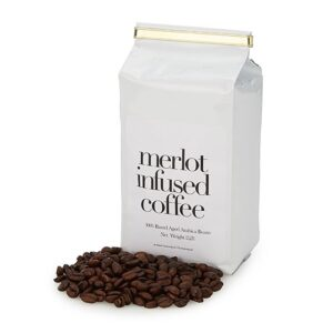 Aged Merlot Infused Coffee ECoffeeFinder