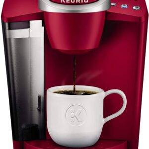 Red Keurig K-Classic Coffee Maker ECoffeeFinder